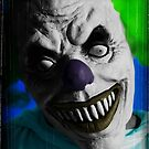Stephen King &quot;IT&quot; Inspired - Scary Clown by clydeessex