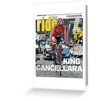 RIDE Cycling Review Issue 48 Greeting Card