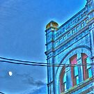 The Baker Building , Port Townsend , Washington by lanebrain photography