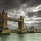London Tower Bridge  by Nigel Marshall