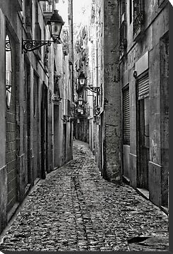 Alleyway by Neal Petts