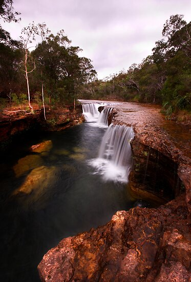 eliot falls by Matt  Williams