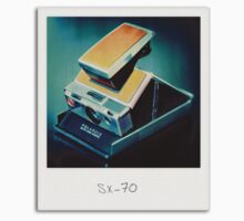 SX-70 Polaroid by Paul Scrafton