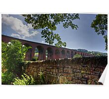 Whalley Arches Poster