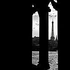 Paris Silhouette by stephcox