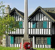 War Memorial, Brading by Rod Johnson