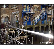Amazing London - Docklands - A detail - (UK) Photographic Print