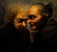 Gossips - Murder by Character Assassination by David Rozansky