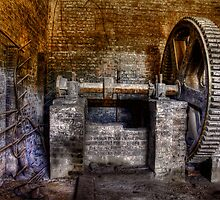 Raffan's Mill - Portland, NSW, Australia. by Dianne English