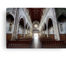 Saint Peters Cathedral Canvas Print