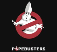 Popebusters  by mouseman
