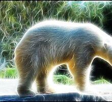 Spirit Bear: by Cherubtree