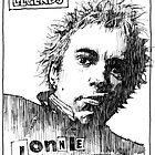 Jonnie Rotten by scottentot