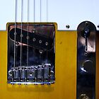 Telecaster  by blueguitarman