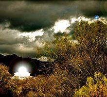 shining beacon by Jerizona
