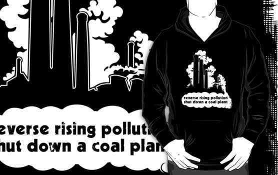 Shut Down a Coal Plant - Reverse Rising Pollution by Erland Howden