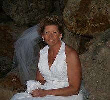 beautiful bride by drgadget