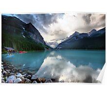Lake Louise, Banff NP Poster