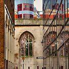 St Dunstan's Hill - London by Bryan Freeman