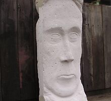 Stone Faced by Adrian Symes