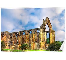 Bolton Abbey North Yorkshire Poster