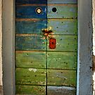 Doors and colors by Aleksandra Misic