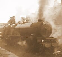 The Scarborough Flyer by TREVOR34