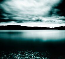 Nocturnal Ambience in Lake by Ethem Kelleci