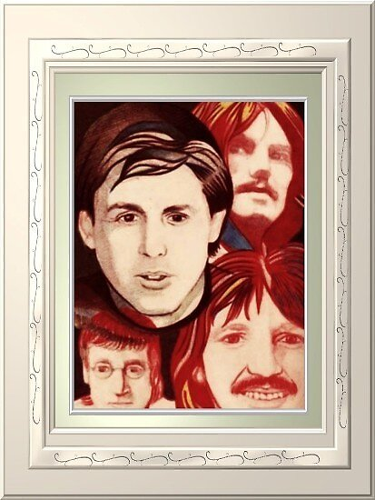 Beatles by Jerry  Stith