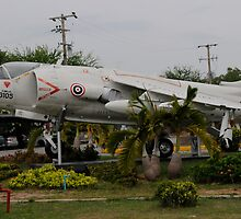 Harrier, Thai Navy, Retired by DonMc