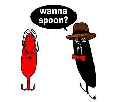 Wanna Spoon? by Marcia Rubin