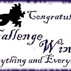 challenge winner banner by Linda Press