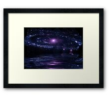Wishing Upon A Star Framed Print