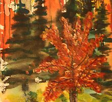 Stand Alone Maple Tree by eoconnor