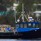 Fishing boat  (Cray) by UncaDeej