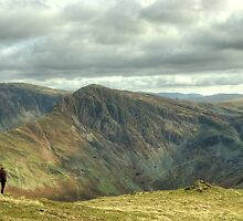 The High Stile Walk...Pause For Breath by VoluntaryRanger