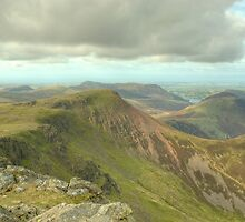 The High Stile Walk....High Stile by VoluntaryRanger