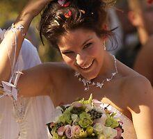 Flowers for the Bride by GaryMcKiernan