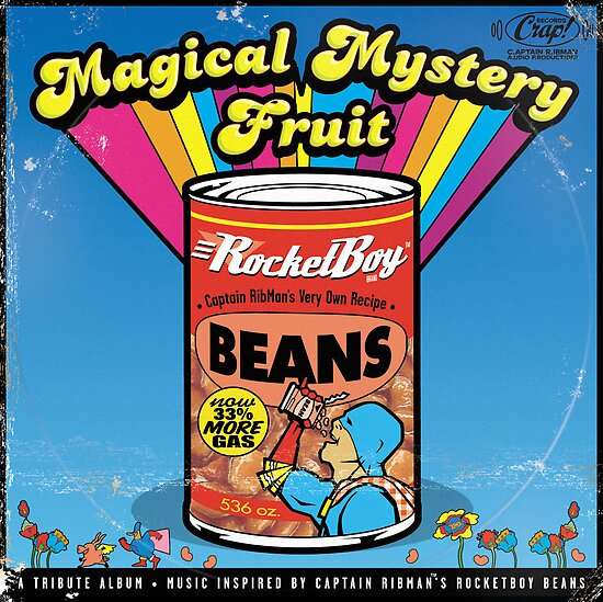 Magical Mystery Fruit by Captain RibMan