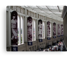 Yankee Stadium Interior 1 Canvas Print