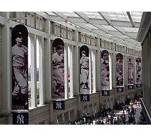 Yankee Stadium Interior 1 Photographic Print