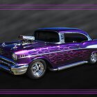Hot 57 Chevy by Keith Hawley