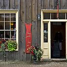 Pretty storefront in Elora, Ontario Canada by Eros Fiacconi (Sooboy)