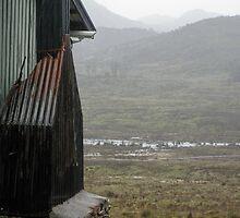 The Visitors Hut, Waldheim, Cradle Mountain,Tasmania, Australia. by kaysharp