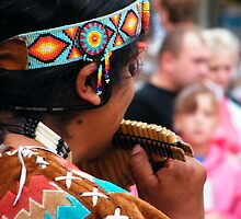 Pan Pipe Player by TREVOR34