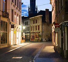 Brugge. by Silasgreenback