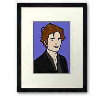 Robert Pattinson Edward Cullen Framed Print