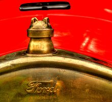 Old Cars and Trucks  by Thomas Young