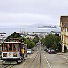 The Streets of San Francisco by cvrestan