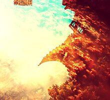 Fire by Eliz Sarobhasa
